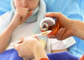 Сиропы, таблетки от кашля