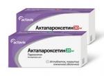 Актапароксетин