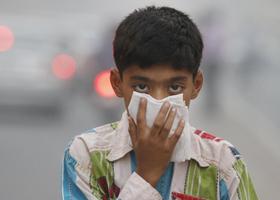 Большинство жителей планеты дышат грязным воздухом