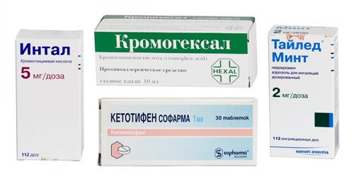 Антигистаминные препараты что это такое