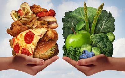 Лучшее снадобье через повышенного уровня холестерина - правильное питание