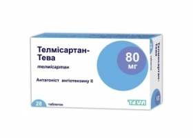 Telmisartan инструкция по применению