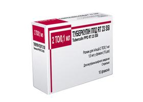 инструкция по применению туберкулина - фото 7