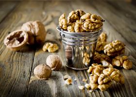 Грецкий орех поможет похудеть и укрепить сердце