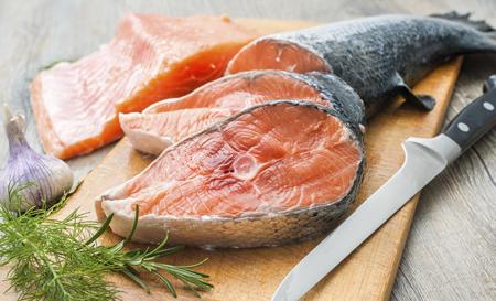 Рыба и морепродукты содержат в себе большое количество холестерина