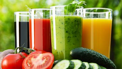 Сокотерапия - прекрасный способ борьбы с повышенным холестерином