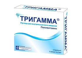 Тригамма