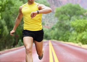Бег положительно влияет на мозг