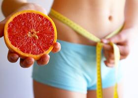 Грейпфрут - главный цитрусовый компонент Химической диеты