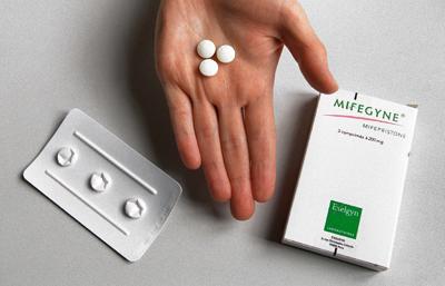 Препарат для медикаментозного аборта Мифегин