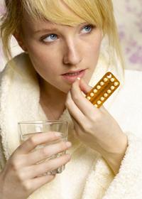 Противозачаточные таблетки после акта от беременности