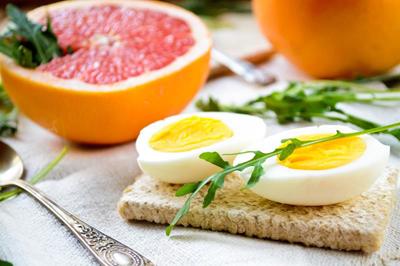 Классический завтрак для Химической диеты