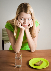 Правильный режим питания при запоре