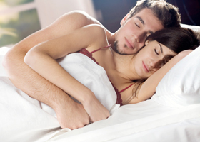 Сон на левом боку самый полезный