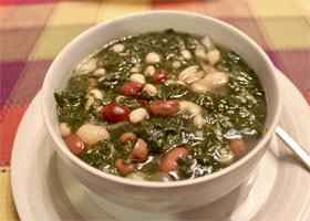 Суп со шпинатом1