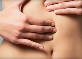 Боль около пупка при острых нарушениях мезентериального кровообращения