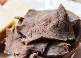 Вареное мясо при подагре