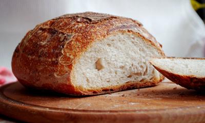 Подсушенный пшеничный хлеб