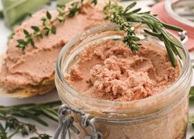 Мясной паштет - энергоемкий и сытный продукт