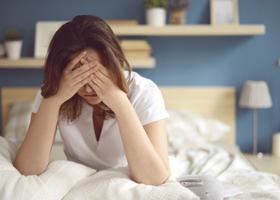 Утренние головные боли связаны с недосыпанием