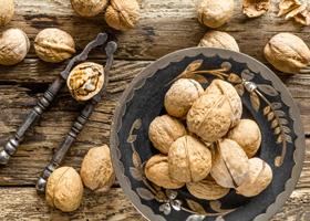 Грецкие орехи помогут не переедать