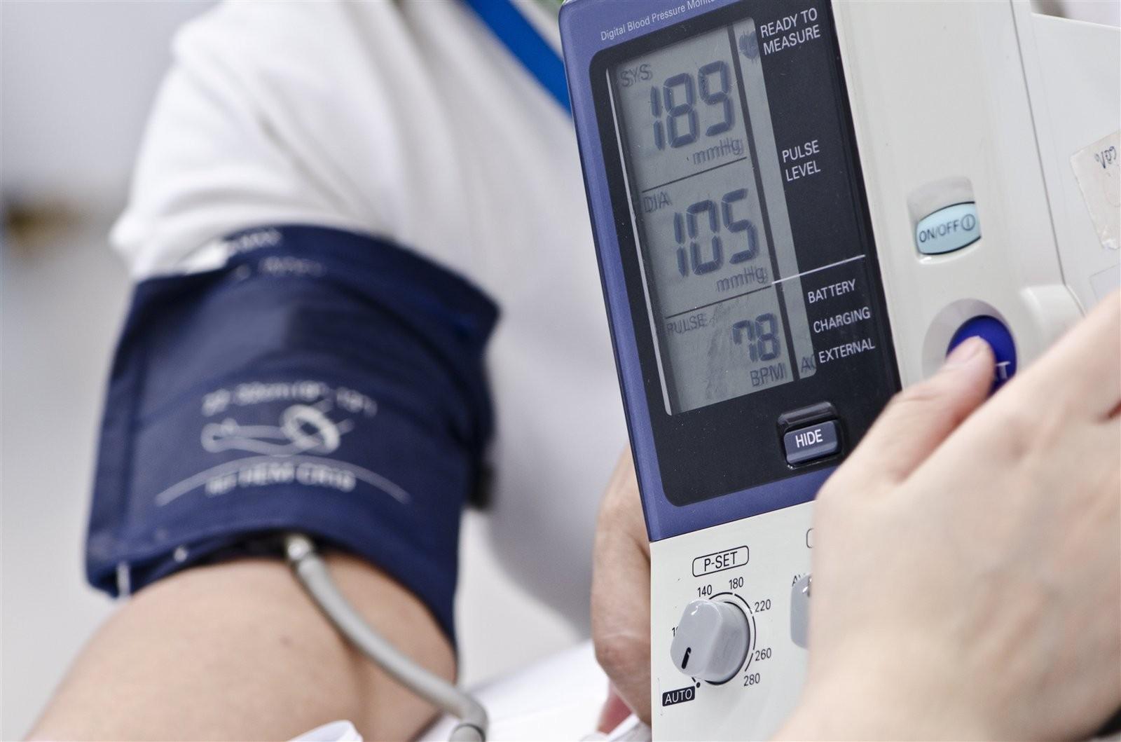 Как понизить артериальное давление