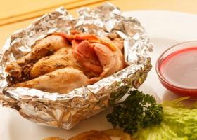 Диетическая курица в духовке, фото