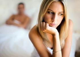 Боль при половом акте