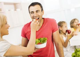 От питания отцов зависит здоровье будущих детей