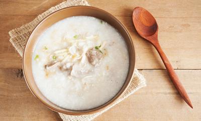 Протертый суп - основа диеты при гастрите