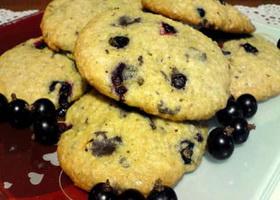 Фото геркулесового печенья на кефире