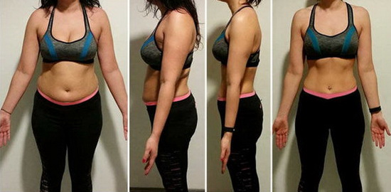 Фото до и после диеты Кима Протасова