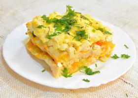 пикша рецепты в духовке с овощами