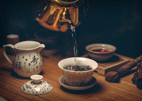 Чай защитит от развития глаукомы