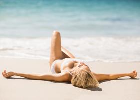 Похудеть помогает воздействие солнца?