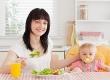 Диета кормящей мамы при коликах у ребенка