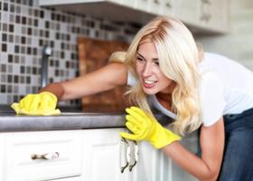 Выполнение домашней работы ухудшает женское здоровье