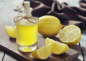 Сок лимона и уксус
