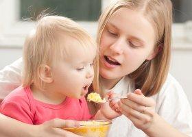 Какие продукты нужны годовалому малышу?