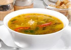 Суп из телятины, фото