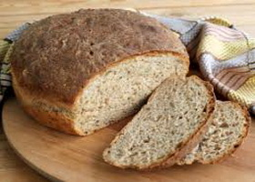 Хлеб цельнозерновой в хлебопечке