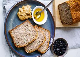 Диетические рецепты из гречневой муки: блины и печенье