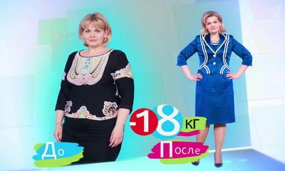 Фото до и после диеты Малышевой
