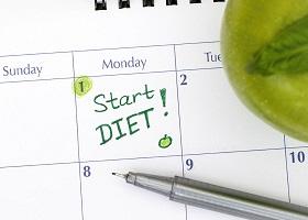 90-дневная диета для похудения
