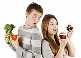 Диета для подростков 13 лет