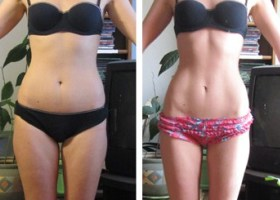Лечебное голодание: фото до и после