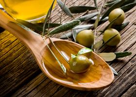 Оливковое масло снижает давление