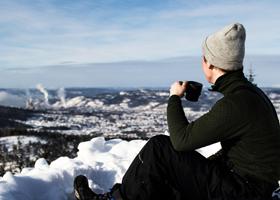 Морозная погода может спровоцировать сердечный приступ