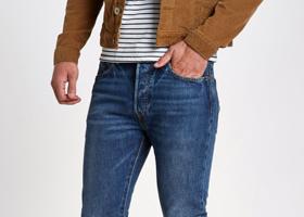 Тесные джинсы ухудшают мужское здоровье