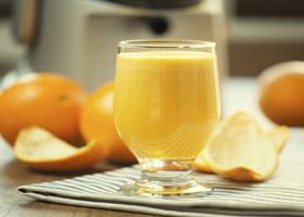 Апельсиновый сок защищает от простуды
